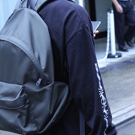 "MIN-NANO, PORTER - BackPack 6th Color ""DARK OLIVE"""