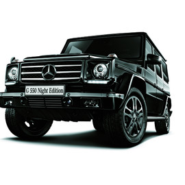 Mercedes-Benz - G550 Night Edition