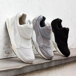 PUMA - STAMPD × PUMA TRINOMIC SOCK 3COLORS