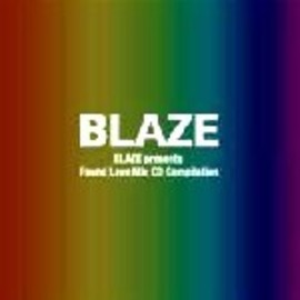 Various Artists - BLAZE presents Found Love Mix CD Compilation