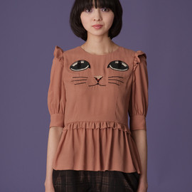 mother - yuma blouse