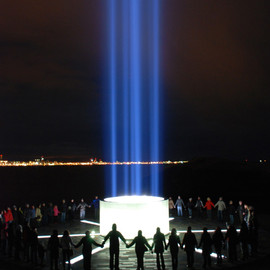 Iceland - imagine peace tower