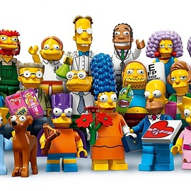 Lego - The Simpsons™ Minifigure Series 2 (71005)