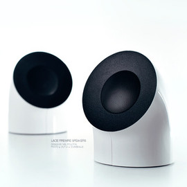 LaCie - FireWire Speakers