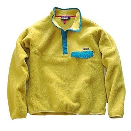 Patagonia - Synchilla® Snap-T 1992 Curry×Deep Water