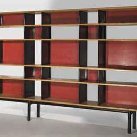 Charlotte Perriand - Anthony Bookcase, ca 1954-1955