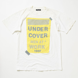 UNDERCOVER - MEN AT WORK Tshirt