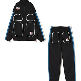 nike, undercover, ナイキ - NRG UC TRUCK SUIT
