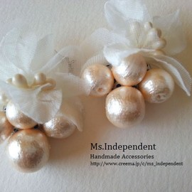 Ms.Independent - NOBLE WHITE