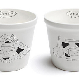 Soup Stock Tokyo - cups