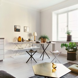 my scandinavian home - A STOCKHOLM APARTMENT WITH A 'TWIST'!