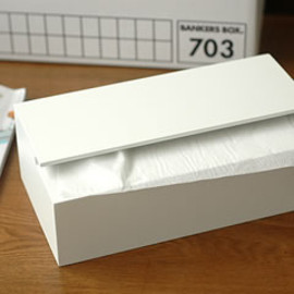 MERCROS - SCALE TISSUE BOX