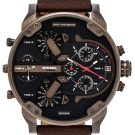 DIESEL - Mr Daddy 2.0 Chronograph Watch - Gunmetal