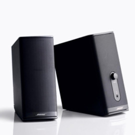 BOSE - Companion®2 Series II multimedia speaker system