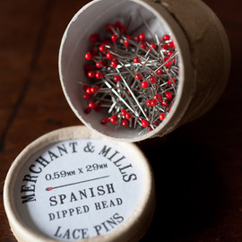 Merchant & Mills - Spanish Lace Pins