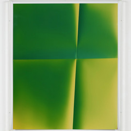 Wolfgang Tillmans -  Lighter, green/yellow V