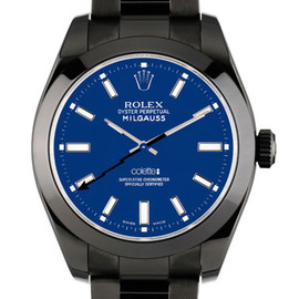 Bamford Watch Department, ROLEX, colette - Bamford Watch Department x colette x Rolex Milgauss