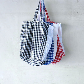 DIGAWEL - GINGHAM BAG