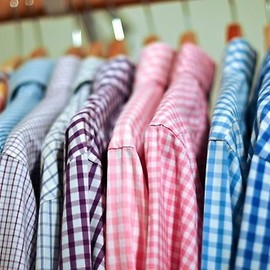 colorful gingham