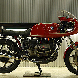 Ritmo Sereno - BMW R100RS Rocket-R