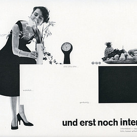 Karl Gerstner - intermöbel Advertising 02