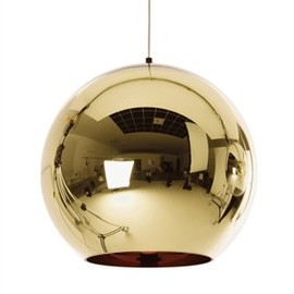 Tom Dixon - Bronze Copper Shade