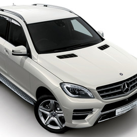 Mercedes-Benz - ML 350 BlueTEC 4MATIC 1st Anniversary Edition