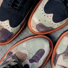 Ronnie Fieg, Dr.Martens - Ronnie Fieg for Dr Martens Fall/Winter 2012 Capsule Collection