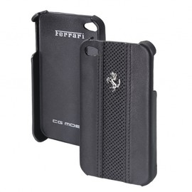 CG MOBILE / Ferrari - Leather iPhone 4 case– Italy Collection