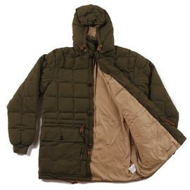 YMC - military down jacket YMC MILITARY DUCK DOWN COAT | OKI NI 20% VOUCHER CODE