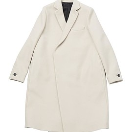 THE RERACS - THE RERACS CHESTERFIELD COAT
