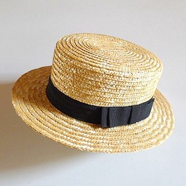BONPOINT - straw hat
