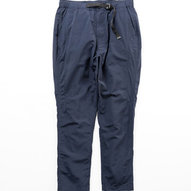 Name. - Nylon Weather Climbing Trousers
