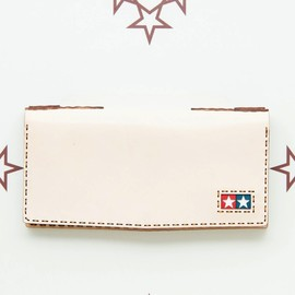 ojaga design - TAMIYA SIMPLE LONG WALLET