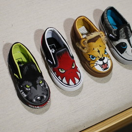 vans - Vans Kids Fall 2013 Animal Slip-Ons