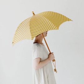 Maglia Francesco - Umbrella / Dot / Yellow×Navy