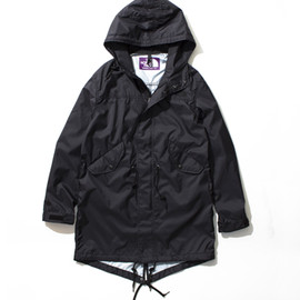 THE NORTH FACE - Hyvent™ Fish Tail Hooded Coat