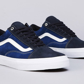 "Vans SYNDICATE - OLD SKOOL PRO""S"" NAVY/STV NAVY"