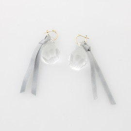 SIRI SIRI - KIRIKO EARRINGS(EUCALYPTUS)