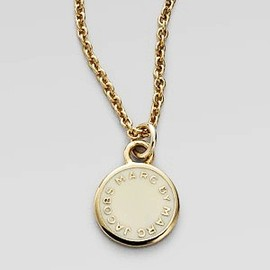 MARC BY MARC JACOBS - Disk Neckless