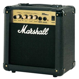Marshall - MG10CD - 10W 2ch Guitar Combo