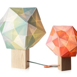 Note Design Studio - Marginal Notes Collection 'Nour Table Lamps'