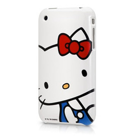 Power Support's Hello Kitty Air Jacket for iPhone