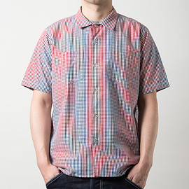 SON OF THE CHEESE - RED BLUE SHIRT