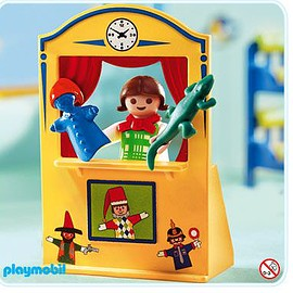 Playmobil - Puppet  theatre