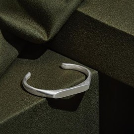 CRAIGHILL - Foundry Cuff - Sterling Silver