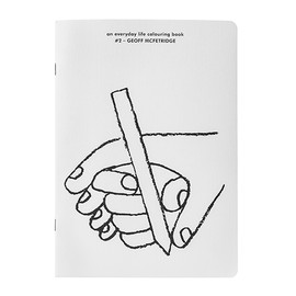 Apartamento × A.P.C. - Everyday life colouring books #2 - Geoff Mcfetridge
