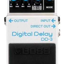 BOSS - DD-3 Digital Delay
