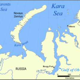 Waterway - The Kara Strait