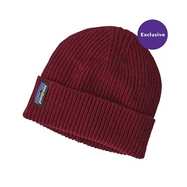 patagonia - Recycled Cashmere Beanie, Drumfire Red (DRMF)